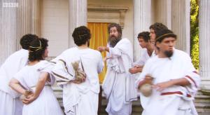 Horrible Histories Series 5 Episode 1-18-Groovy Greeks-Aesop1