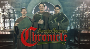 Horrible Histories Series 5 Episode 4-Anglo Saxon Chronicle