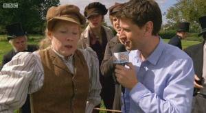 Horrible Histories Series 5 Episode 4-HHTV Sport-Emma Sharps