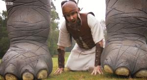 Horrible Histories Series 5 Episode 4-Roman Thou Hst Been Framed1