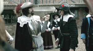 Horrible Histories Series 6 Episode 12-'Orrible Oliver Cromwell-9-History's Craziest Fools-King Charles I 2