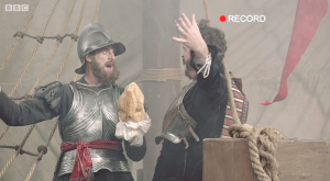 Horrible Histories Series 6 Episode 2-Mardy Mary Queen Of Scots-40-Histories Craziest Fools, The naval Battle of Lepanto 1571, Ottomans4
