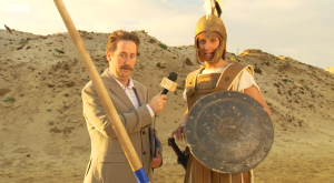 Horrible Histories Series 3 Episode 11-31-Groovy Greeks-HHTV Sport-The Ancient Greek Olympics4