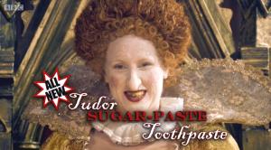Horrible Histories Series 3 Episode 11-6-Terrible Tudors-Tudor Sugar-Paste Sugar Paste Advert1